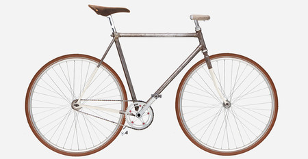Italia Veloce - Hand-Made Bicycle with Patented Arrow Handlebar