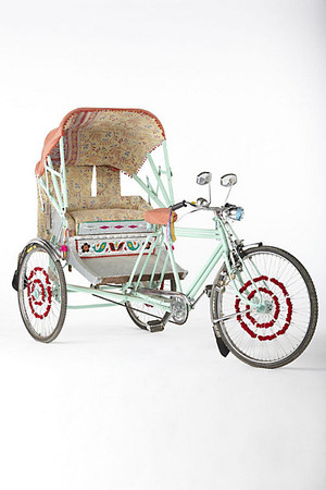 ANTHROPOLOGIE - Limited Edition Rickshaw