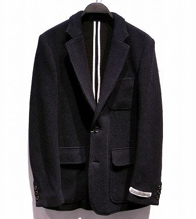 UNIVERSAL PRODUCTS - RUSSELL KNIT 3 BUTTON JACKET
