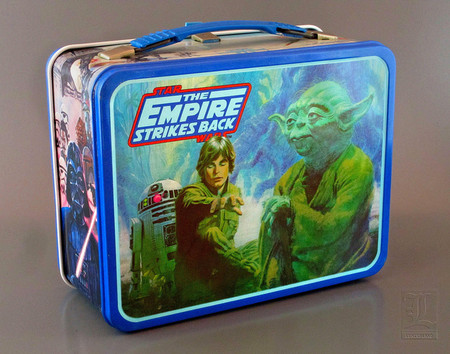 Star Wars THE EMPIRE STRIKES BACK Lunch box