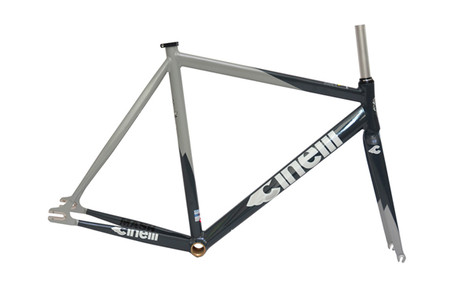 Cinelli - Mash Frame - Grey / Black