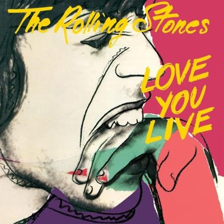 Rolling Stone - Love You Live (Reis)