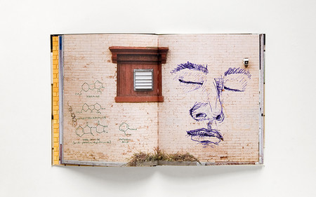 Thinkofthe - Walls Notebook (Street Art Notebook)