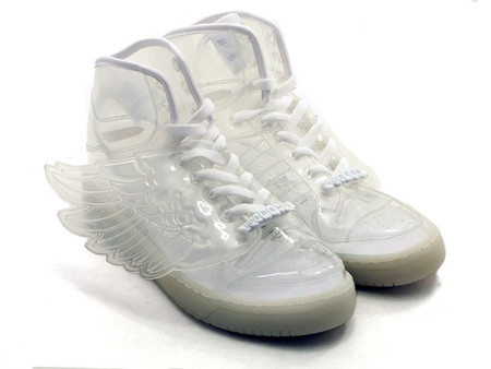 adidas - Jeremy Scott Wings Shoes (Clear)