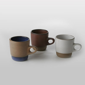 Heath Ceramics - Rim Stackable Cups