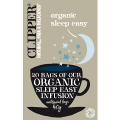 CLIPPER - Organic Sleep Easy Infusion
