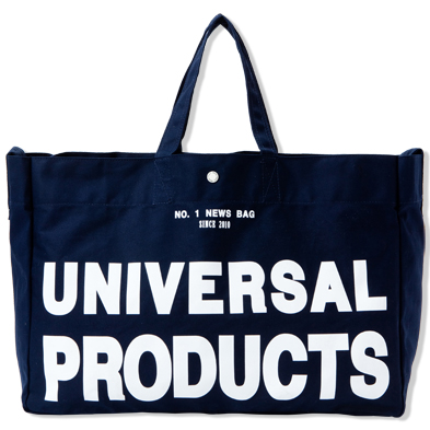 UNIVERSAL PRODUCTS - NEWS BAG NAVY