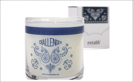 CHALLENGER x retaW - FRAGRANCE CANDLE