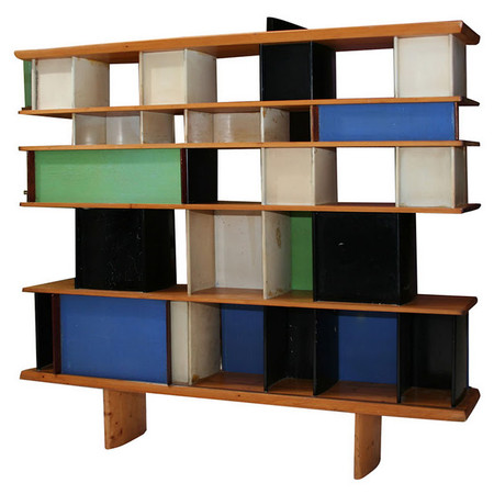 Charlotte Perriand  - Shelf