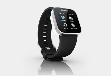 Sony - SmartWatch