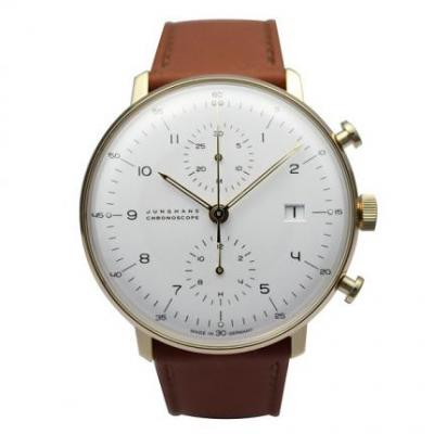 JUNGHANS - Max Bill Chronoscope 027-7800-00