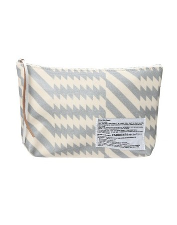 mintdesigns x medicom toy zigzag FABRICK collection - POUCH MEDIUM