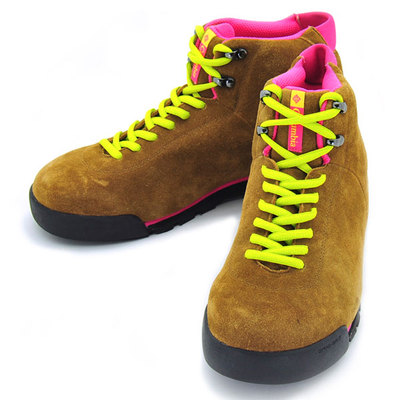 Columbia×Kinetics×atomsgirls - METROTRAILMIDLEATHER (BROWN)