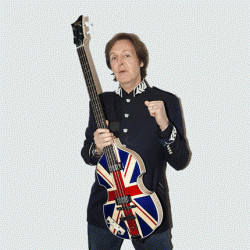 Hofner - Hofner Paul McCartney Limited Edition Jubilee Union Jack Bass