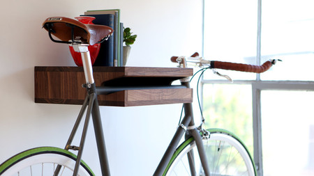 Knife & Saw - Bike Shelf