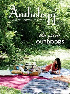 Anthology Magazine - Anthology Issue No.4 Summer 2011