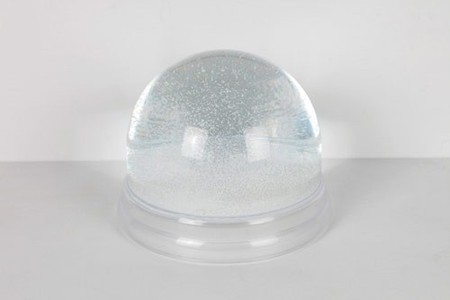 Maison Martin Margiela by L'ATELIER d'exercices - Oversized snow globe