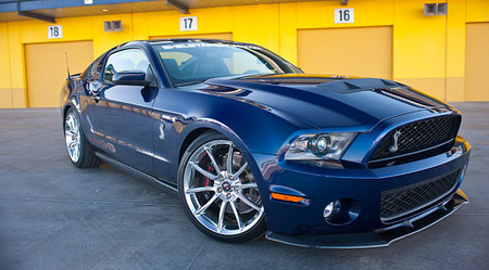 Ford - Shelby 1000, 2012