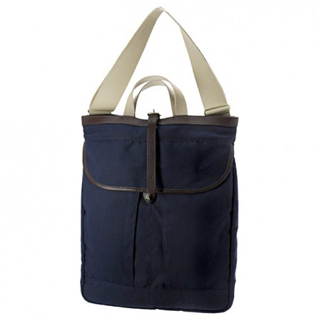 Porter - Coppi Cotton Bag, Navy Blue