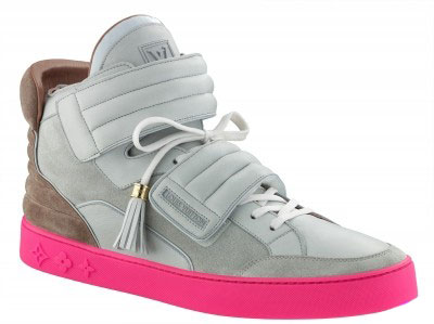 Louis Vuitton - Kanye West Sneakers