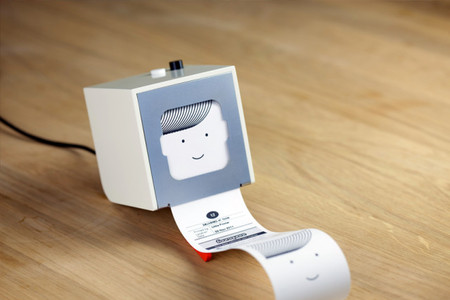 BERG Cloud - Little Printer