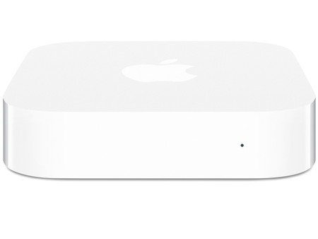 Apple - AirMac Express 802.11n (2nd Generation)