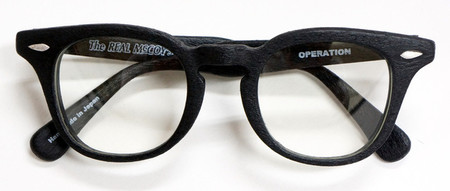 EFFECTOR x THE REAL McCOYS - Eyeglass Collection