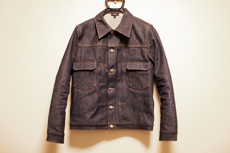 A.P.C. - DENIM JKT