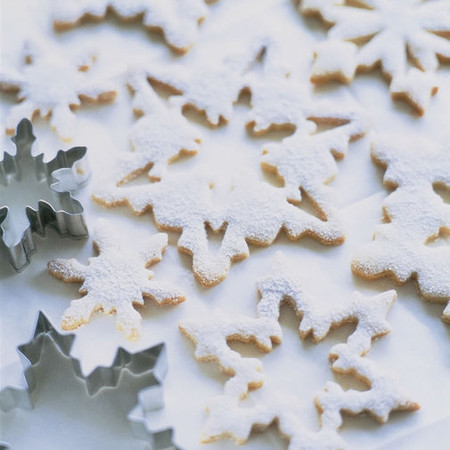 Cox & Cox - Snowflake Cookie Cutters