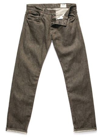 Todd Snyder - Japanese Selvage Straight Leg Jean