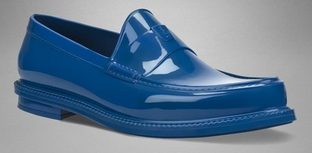 Yves Saint Laurent - Rubber Loafers