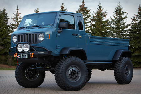 Jeep - Mighty FC Concept