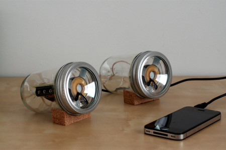 AudioJar Speakers by Sarah Pease