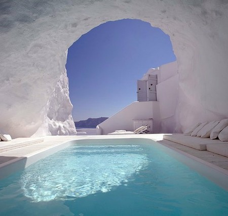 Greece - Hotel Katikies in Santorini