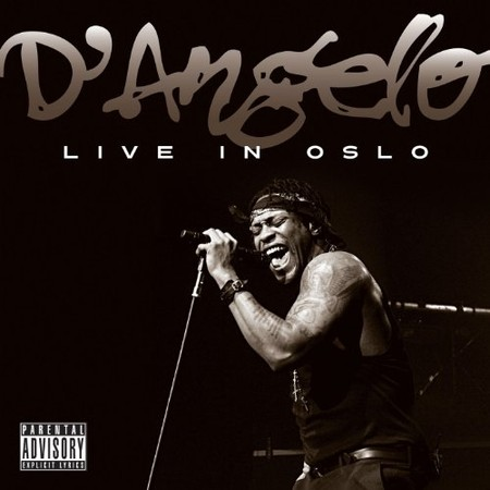 D'Angelo - D'Angelo Live In Oslo