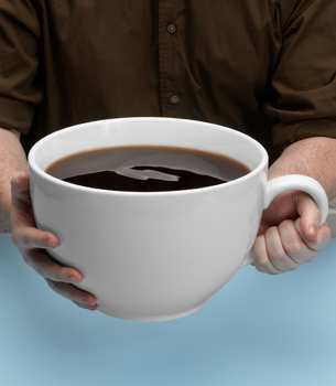 fredflare.com - World's Largest Coffee Cup