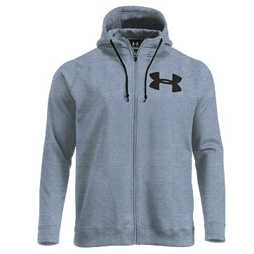Under Armour - Full Zip Hoodie Mid Logo