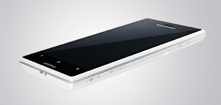 Sony Ericsson - Xperia acro HD IS12S