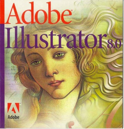 Adobe - illustrator 8.0