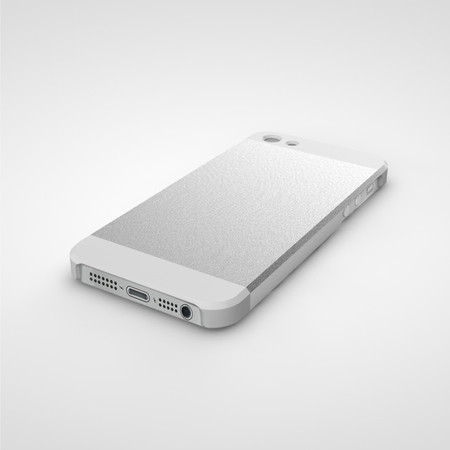 Quirky - iphone5 case White