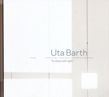 Uta Barth - To Draw With Light (Blind Spot)