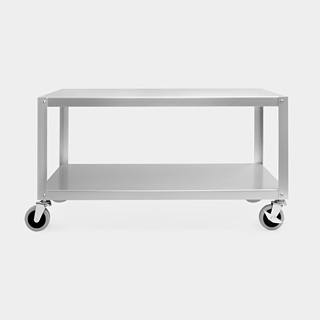 MUJI (無印良品) - Aluminum Coffee Table