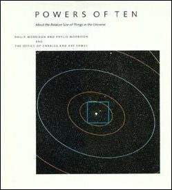 Charles & Ray Eams - POWERS OF TEN