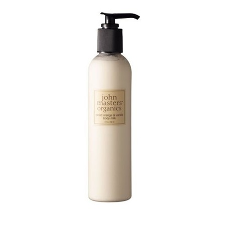 John Masters Organics - blood orange & vanilla body milk