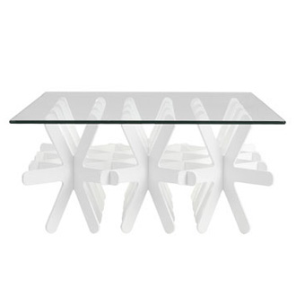 nendo - Snow Table