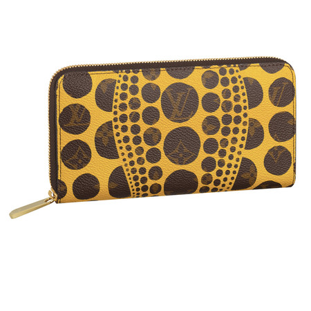 LOUIS VUITTON × 草間彌生 - Monogram Pumpkin Zippy Wallet