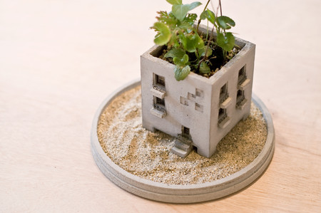 PULL+PUSH PRODUCTS. - Mansion Planter