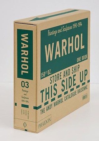 Andy Warhol - The Andy Warhol Catalogue Raisonné Vol. 3