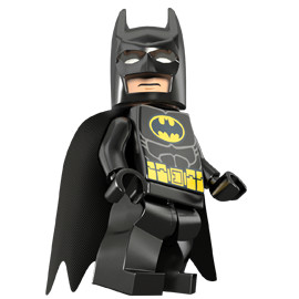LEGO - Batman(Black)