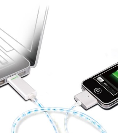 Dexim - VISBLE G - universal USB charge & sync cable